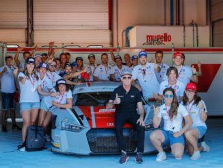 Audi Italia e FISI