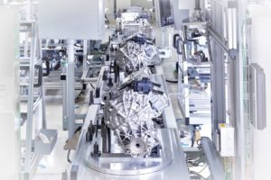 Audi produzione motori elettrici Ungheria