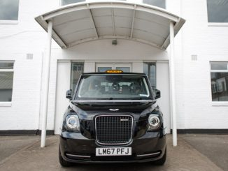 Endeavour Automotive Chiswick Taxi