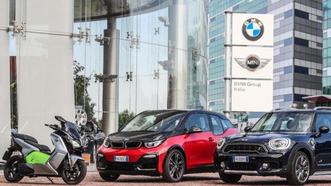 BMW Group Technology Workshop 2018