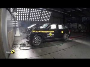 BMW X3 X4 Euro NCAP