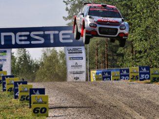 Citroen C3 R5 Rally Finlandia