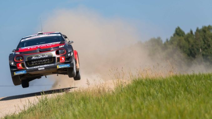 Citroen Rally Estonia