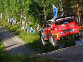 Citroen Rally Finlandia