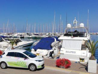 Renault Zoe, Eppy a Punta Ala