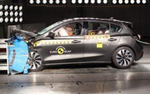 Ford Focus Euro NCAP