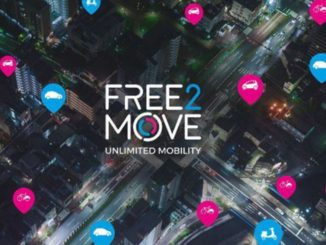 Groupe PSA Free2Move