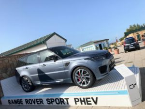 Jaguar Land Rover Summer Tour