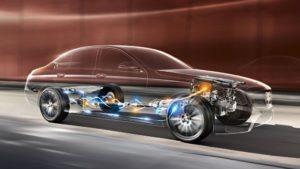 Mercedes Benz Hybrid Family