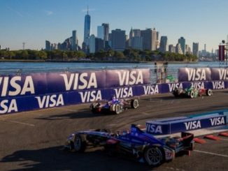 DS Virgin Racing New York