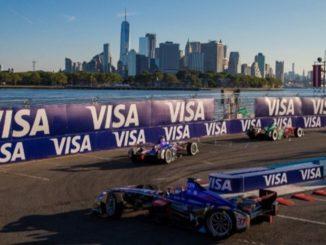 DS Virgin Racing New York