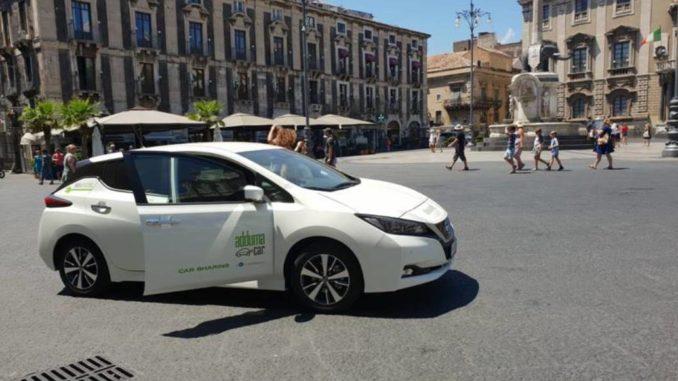 Nissan e Adduma Catania