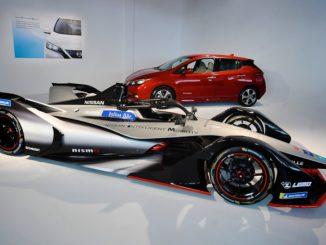 Debutto Nissan Formula E