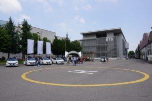 Nissan Politecnico Milano