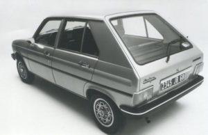 Peugeot 104 Sundgau