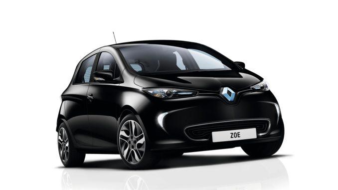 Renault Zoe Flins