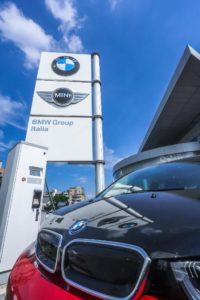 Sede BMW Italia fotovoltaica