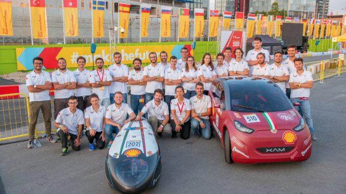 H2politO Shell Eco-Marathon