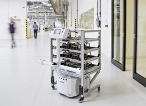 Skoda Autonomous Robot