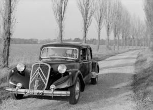 Storia Citroën aerodinamica
