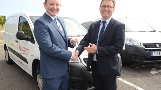 Swansea Peugeot Partner Electric