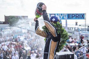 Jean Eric Vergne nuovo campione di Formula E