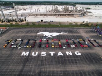 10 Milioni Mustang