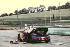 Campagna Peugeot impegno Rallycross