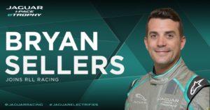 Bryan Sellers Jaguar I-PACE