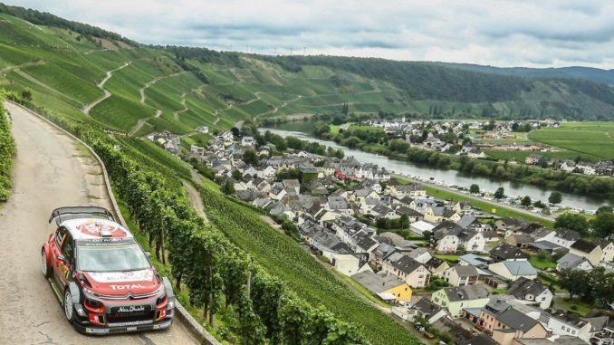 WRC Germania 2018