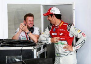 Audi McNish Formula E