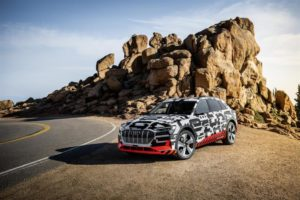 Audi e-tron Prototipo
