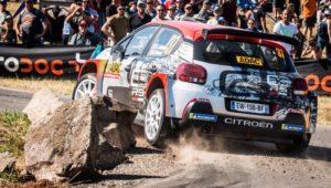 Citroen C3 R5 Rally Germania