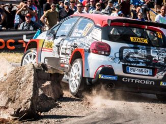 Citroen C3 R5 Rally Germania