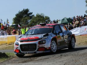 Citroen Rally Germania