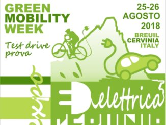 Green Mobility Week Cervinia
