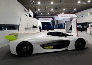 Pininfarina H2 Speed all'IFA di Berlino nello stand Sharp