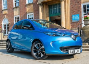 Renault Zoe Sussex