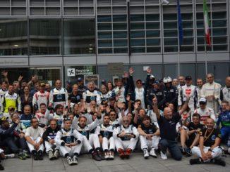 Smart EQ fortwo e-cup Milano Rally Show