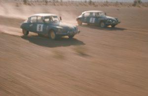 DS21 al Rally del Marocco del 1969
