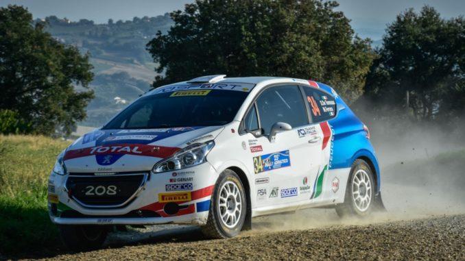 De Tommaso – Ferrara (Peugeot 208 R2B)