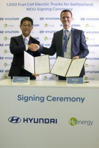 Hyundai e H2 Energy