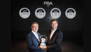 PSA International Van of the Year 2018