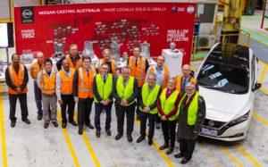 Nissan Senatori australiani