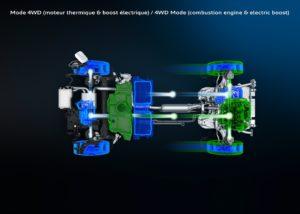 Peugeot Plug-In Hybrid benzina