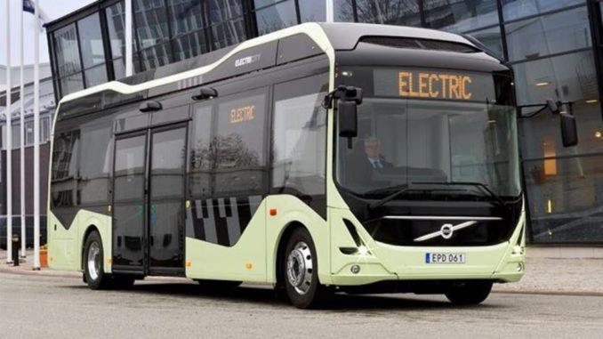 Bus elettrici Cile