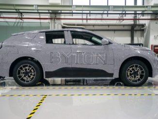 Byton M-Byte