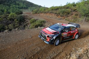 Citroen Rally Turchia