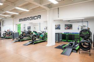 Nuovo dipartimento Energica