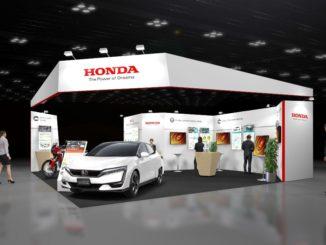 Honda al Congresso di Copenaghen